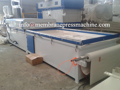 Vacuum Membrane Press Machine Manufacturer