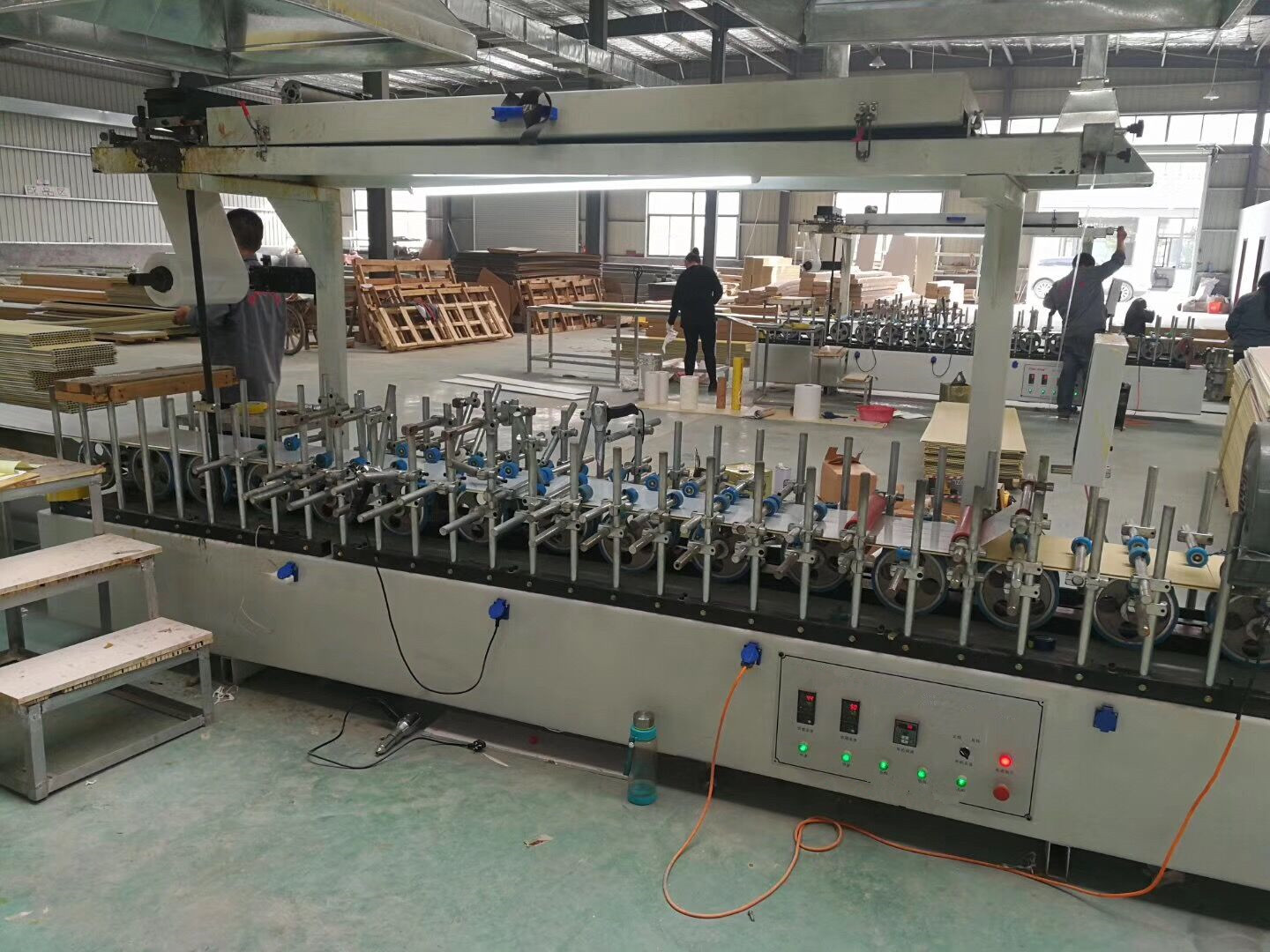 profile wrapping machine for sale